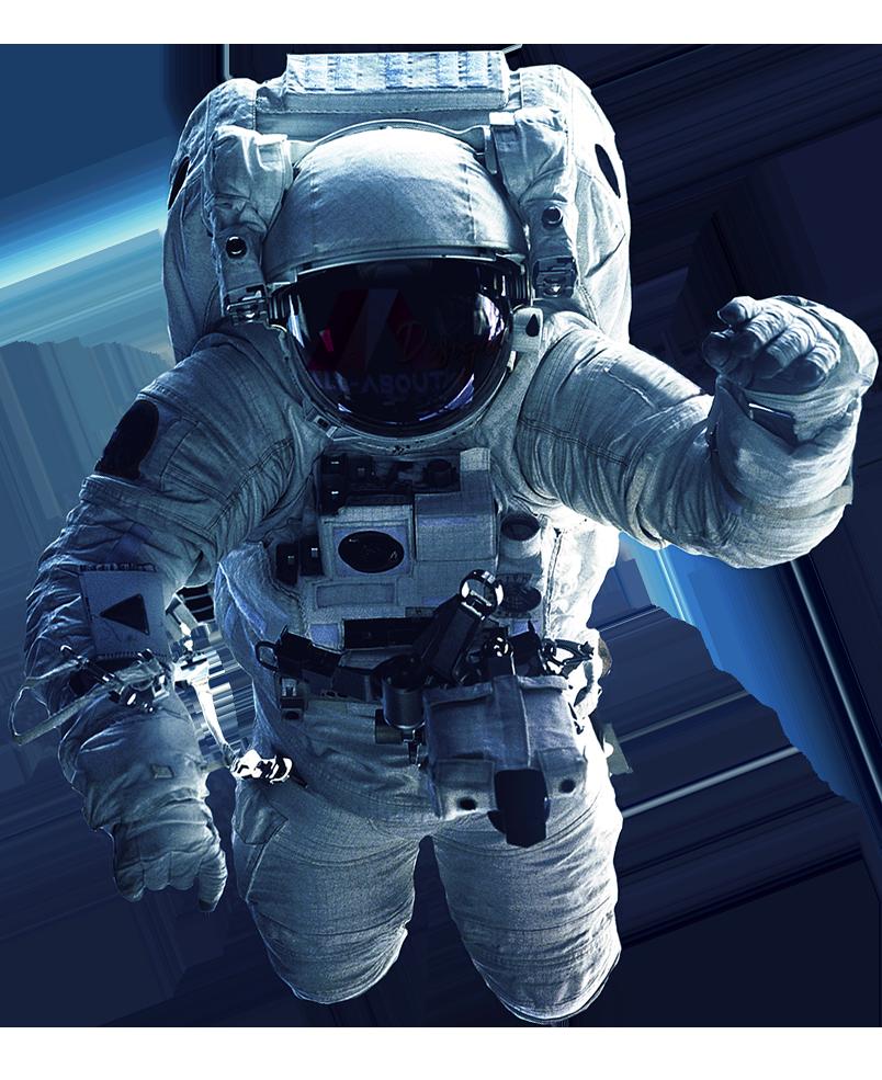 Astronaut World Wide Web Online Website