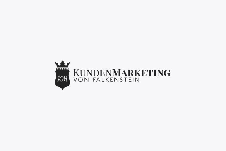 Kunden Marketing von Falkenstein Logo
