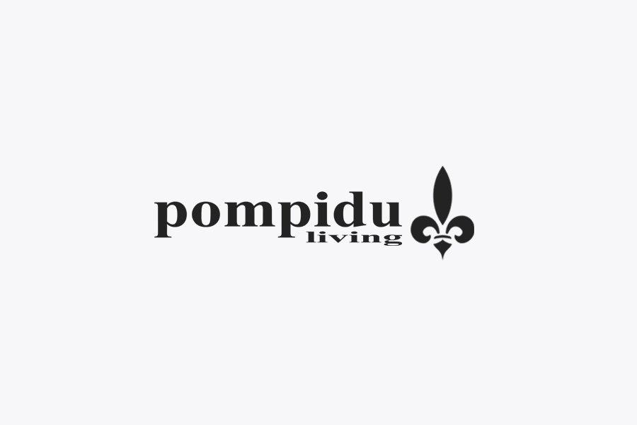 pompidu living logo
