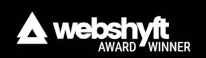 ALL-ABOUT Designs Webshyft Award 2020